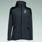 SDSU Football 2016 13 Mens or Ladies Under Armour Performance Fleece Full Zip Jacket