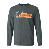 Rock Valley Basketball 02 Gildan Long Sleeve Tee