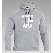 SDSU FCA 05 UA Team Rival Fleece Hoody