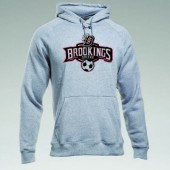 Bobcat Soccer_16 05 Mens and Ladies Under Armour 80/20 Cotton Poly Fleece Blend Hooded Sweatshirt