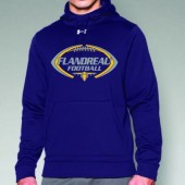 Flandreau Football 2016 05 Adult Under Armour Hooded Sweatshirt