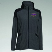 Flandreau Football 2016 08 Ladies Under Armour Fleece Full Zip