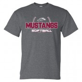 Morningside Softball 2018 10 Gildan T-Shirt