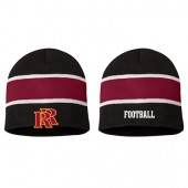 RHS Football Fall 2017 10 Sportsman Striped Knit Beanie