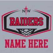 Northwestern Women's Basketball 2017 Fan Webstore 10 Custom Window Cling