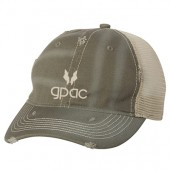 GPAC Winter 2017 10 Sportsman Dirty-Washed Mesh Cap