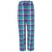 Power and Grace Gymnastics 10 Boxercraft Flannel Pants with Pockets