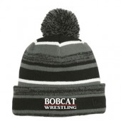 Brookings Wrestling 2016 10 New Era Pom Pom Beanie