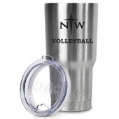 NWC Volleyball 2017 Fan Gear 10 RITC Insulated Mug
