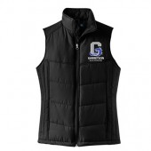 Garretson All School 2017 11 Ladies Puffy Vest
