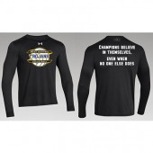 West Central Football and Volleyball 11 WC Volleyball UA Locker Long Sleeve