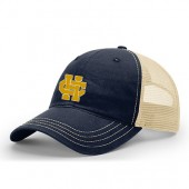 Bishop Heelan Basketball 2017 11 Richardson Garment Washed Trucker Cap