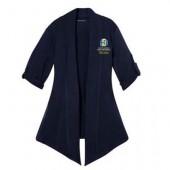 SDSU Ag Education 12 Ladies Port Authority Open Front Cardigan
