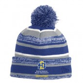 SDSU Natural Resource Management Fall 2016 12 New Era Pom Pom Beanie