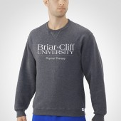 Briar Cliff University Physical Therapy 12 Russell Dri Power Crewneck Sweatshirt