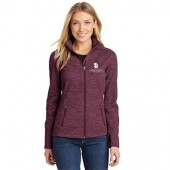 USD Law School 2016_2 13 Ladies Digi Fleece Jacket