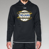 West Central Football and Volleyball 14 WC Volleyball UA Double Threat Hoody
