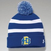 SDSU The PRIDE 2016 15 Under Armour Pom Pom Beanie