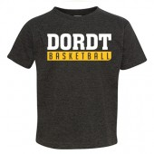 Dordt Men's Basketball Fan Gear 2017 17 Rabbit Skins Toddler Jersey Tee