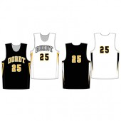 Dordt Men's Basketball Fan Gear 2017 18 Alleson Replica Reversible Jersey