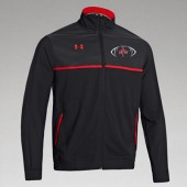 Northwestern Football Travel/Pre-game Gear 01 UA Win It Woven Jacket - REQUIRED