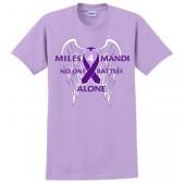 Miles For Mandi – Lennox School 01 Gildan Ultra Cotton TShirt