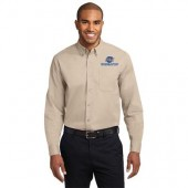 Dedicated Networks 01 Mens and Womens Port Authority Easy Care Shirt