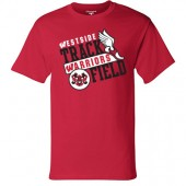 Omaha Westside Track & Field 01 Champion Short Sleeve T-Shirt