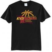 Roosevelt State Basketball 2017 01 50/50 Tee