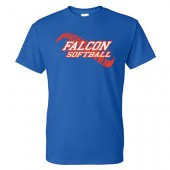 West Sioux Softball Fans 01 Gildan Short Sleeve Tee