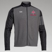 Northwestern Athletic Training 2017 01 UA Team Full-Zip Performance Fleece Jacket