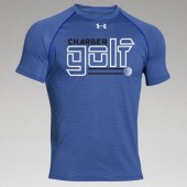 Sioux Falls Christian Golf 2016 01 UA Stripe Tech Locker Tee