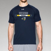 Augustana Football 2017 01 UA Short Sleeve Locker Tee