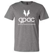 GPAC Fall 2017 01 Bella Canvas Unisex Short Sleeve Tee