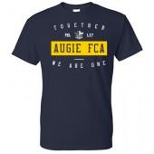 Augustana FCA 2017 Apparel 01 Gildan Short Sleeve Tee