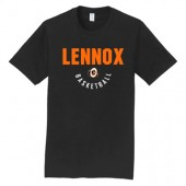 Lennox Youth Basketball Fall 2017 01 Port & Company® Fan Favorite Tee