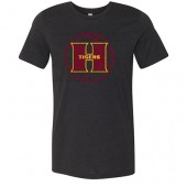 Harrisburg Basketball 2017 01 Bella Short Sleeve T-Shirt