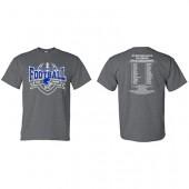 Sioux Falls Christian Football State Champions 2017 01 Gildan Dry Blend T-Shirt