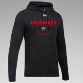 Brookings Basketball 2017 01 UA Hustle Fleece Hoody