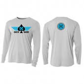 OC Games & Comics Webstore 01 Long Sleeve A4 Dri-Fit Tee