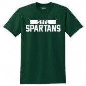 SYFL - Spartans 01 Gildan DryBlend 50 Cotton/50 Poly T-Shirt