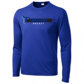 Sioux Center Youth Hockey 01 SportTek LS Competitor Tee