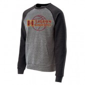 Harrisburg Basketball 2016 01 Men's and Women's Holloway Roster Crew sweatshirt