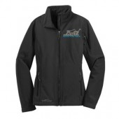 SDSU AST ABE 01 Mens and Ladies Eddie Bauer Softshell Jacket