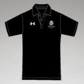 SDSU Flying Jacks Aviation Club 01 Mens Under Armour Rival Polo