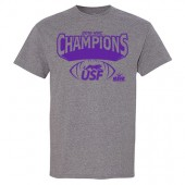 USF Football Conf Champs 01 50/50 T-Shirt