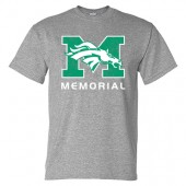 Memorial Middle School 01 Gildan DryBlend 50/50 Tee (Youth and Adult)