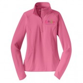 EMBE 01 Sport Tek Ladies ½ Zip