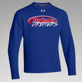 Dakota Drifters 2016 02 Under Armour 80/20 cotton poly blend Crewneck