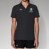 SDSU Flying Jacks Aviation Club 02 Ladies Under Armour Performance Polo